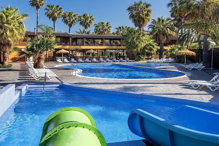 Pool Camping Enmar