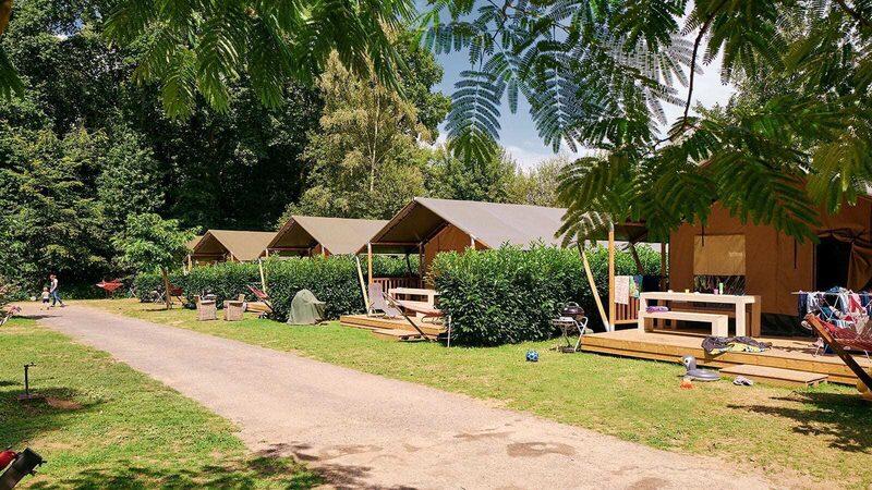 Camping Domaine du Logis