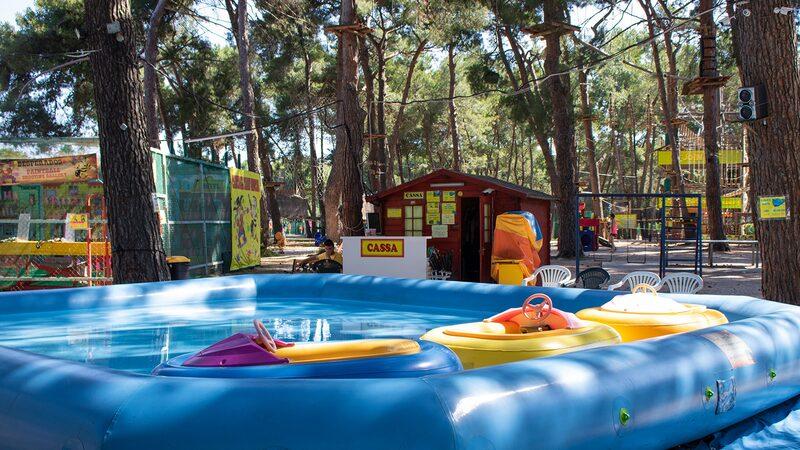 Speelplaats Boot Water Zwembad Speeltuin