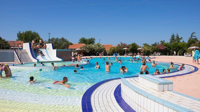 Zwembaden kinderbad