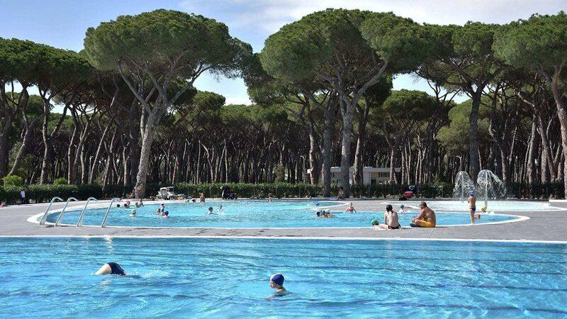 Zwemmen Landschap Zwembad