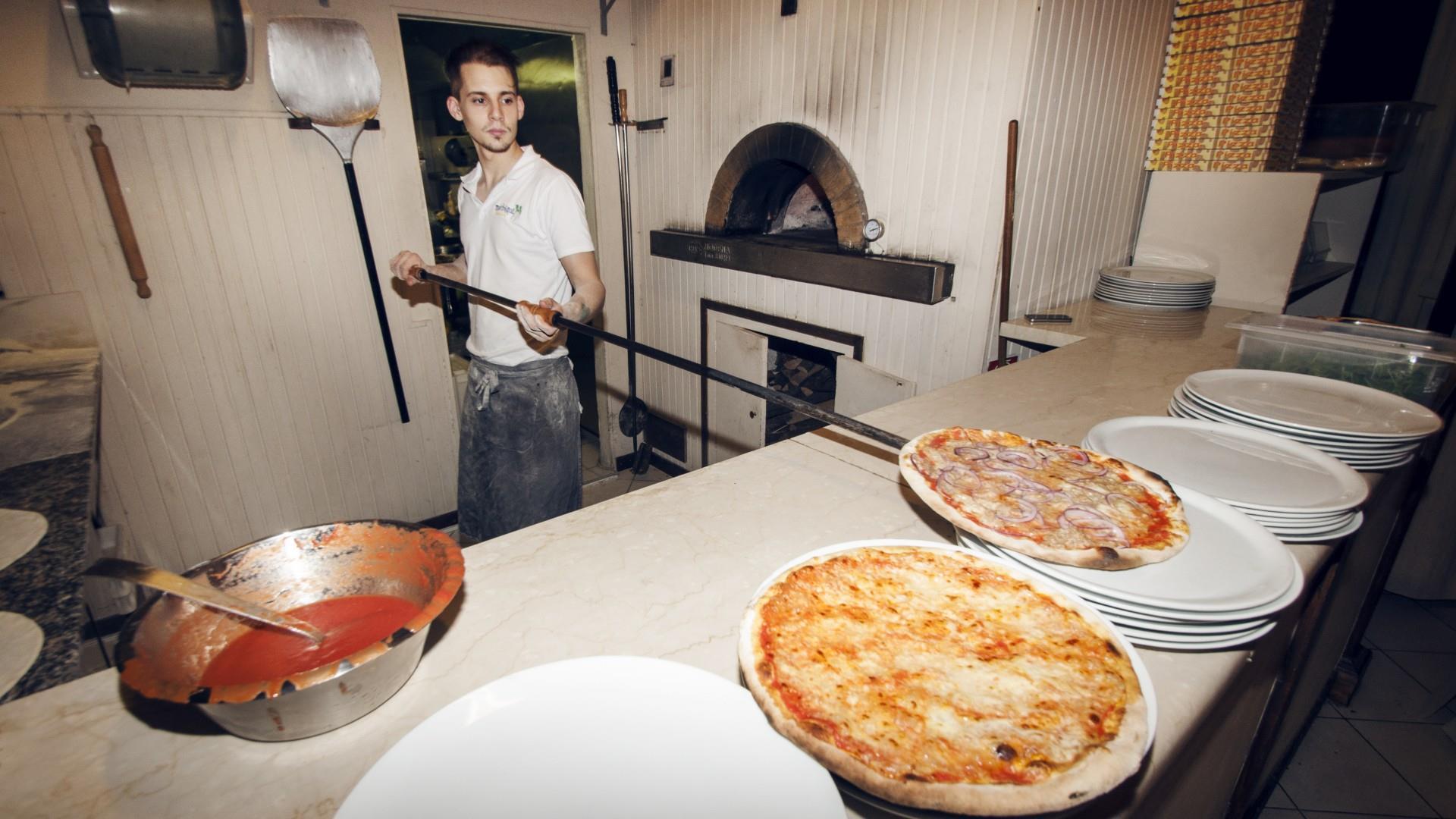 Pizzeria Backofen