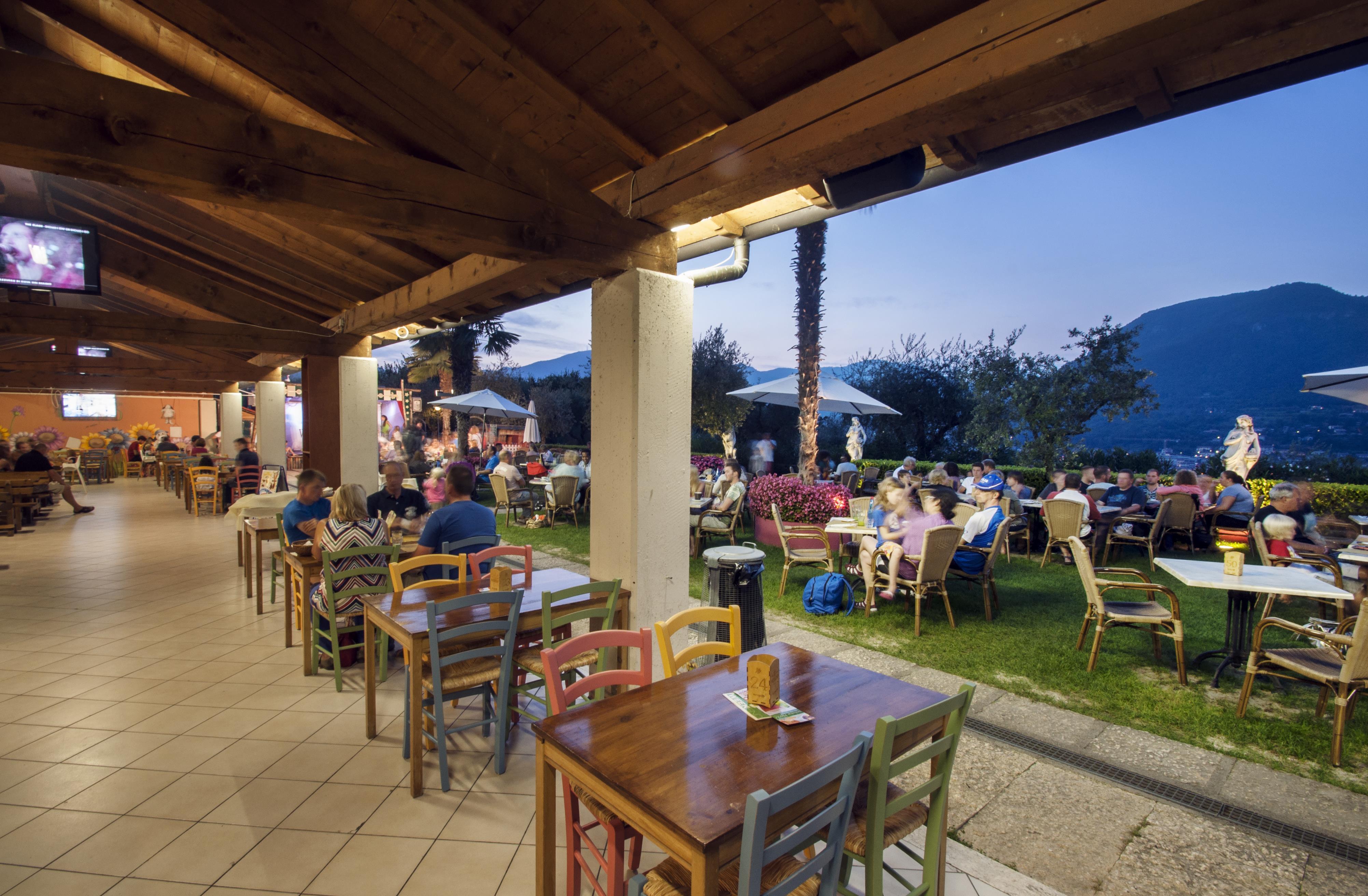 Restaurant Eten en drinken Ontspannende Tafels Stoelen