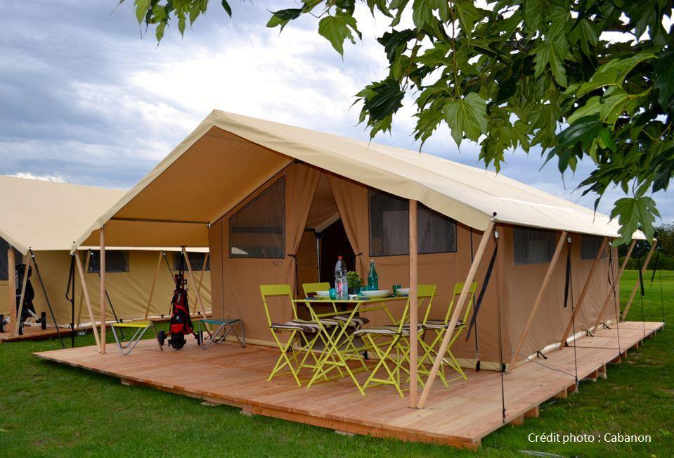 Camping Les Plages de l´Ain