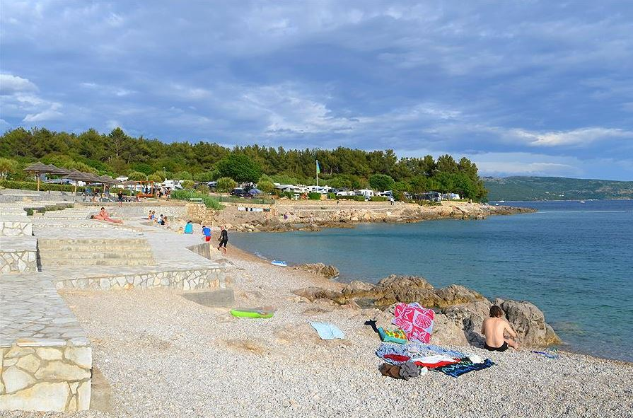Promenade Strand Meer Sand Baden