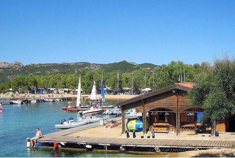 Havengebied jachthaven