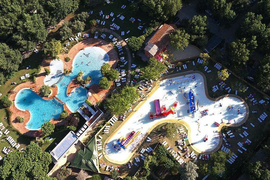 Luchtfoto Aquapark