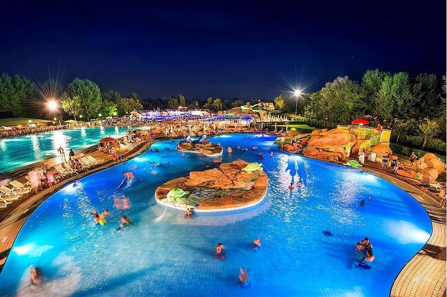 Großes Aquapark