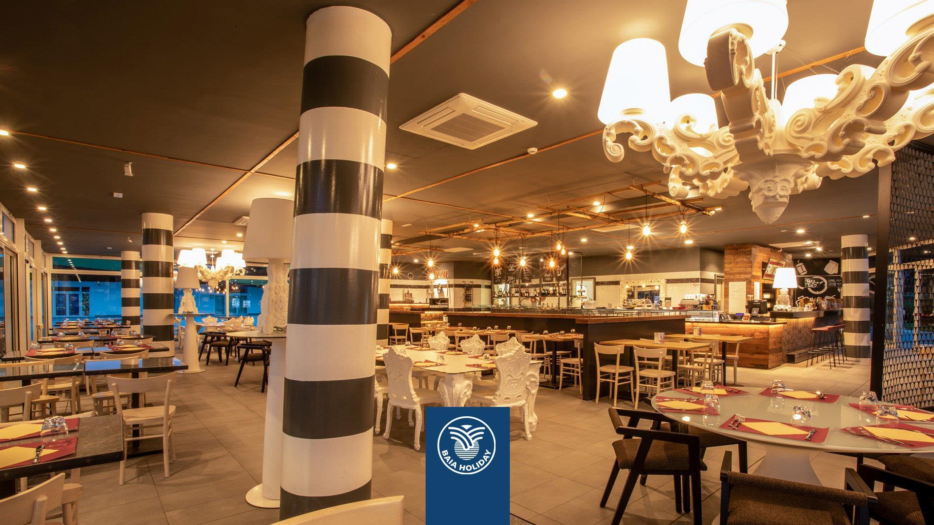 Bar Restaurant Eten Drinken Bier Mousserende Wijn Alcohol