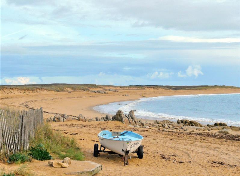 Strand Boot Sand Meer