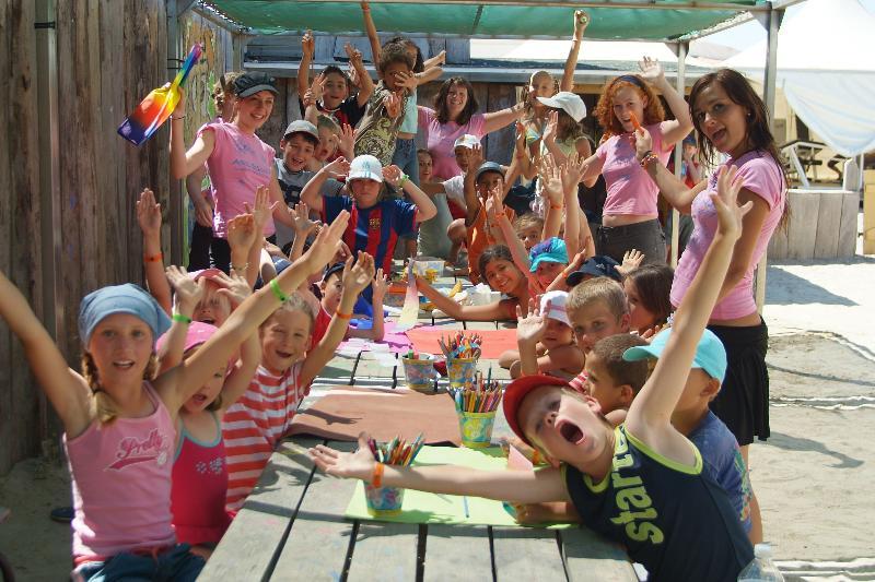Entretenimiento infantil Vacaciones del club Vacaciones familiares