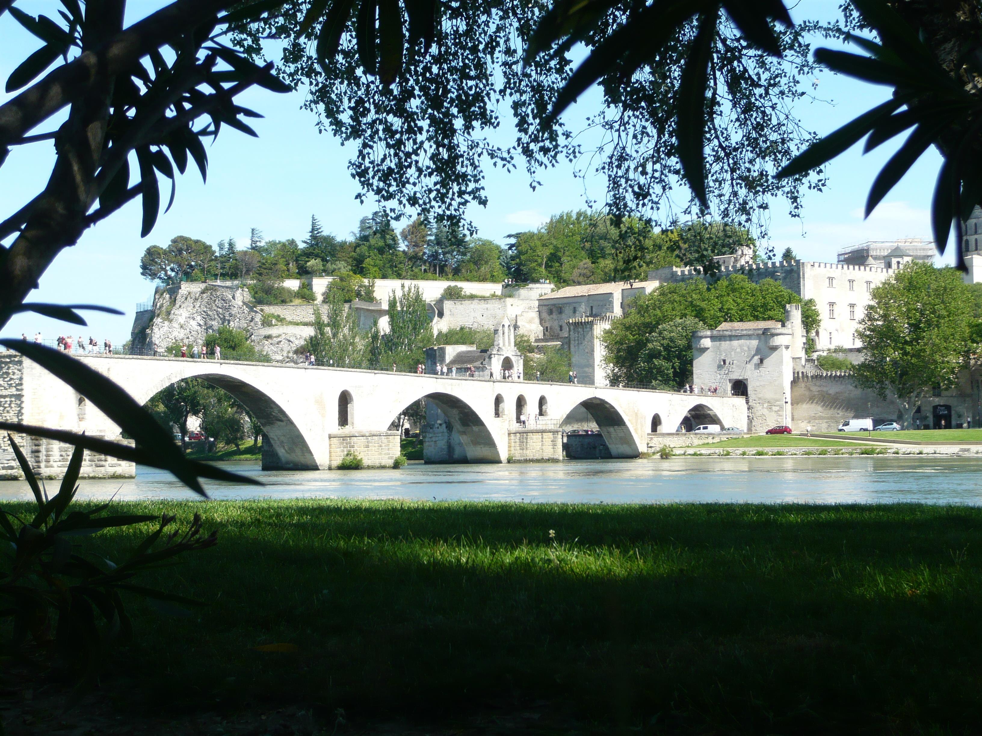 Camping du Pont d´Avignon