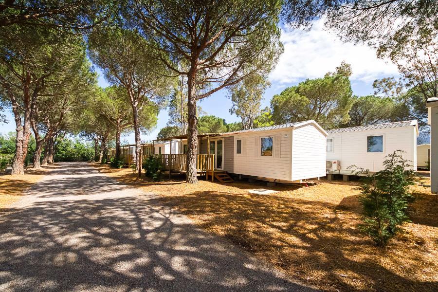 Camping Le Lagon d´Argelès